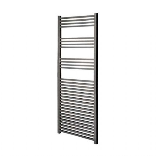 Abacus Elegance Quadris Towel Warmer - 1600mm x 500mm - Anthracite
